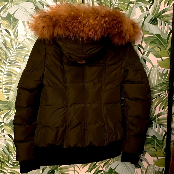Mackage winter parka jacket